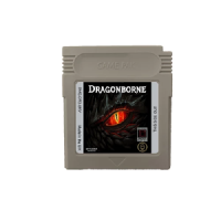 Read about 'Brand New Game Boy Game Dragonborne'