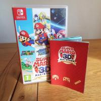 Read about 'How To Get A Manual For Super Mario 3D All-Stars'